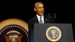 Obama: Denying Science On Climate Change Betrays Spirit Of