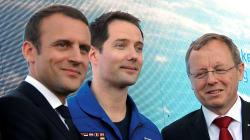 Toujours plus proche de Macron, Thomas Pesquet participera aux consultations