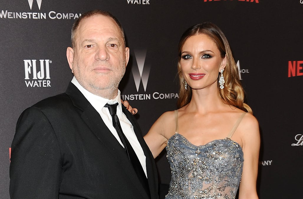 Harvey weinstein speaks out following wifes announcement that harvey weinstein speaks out following wifes announcement that shes leaving him stopboris Image collections