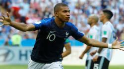Mbappé arrolla a Argentina y mete a Francia en cuartos de