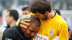 Soccer Fans' Racist 'Monkey Chants' Cause Brazilian Star To Leave Game In