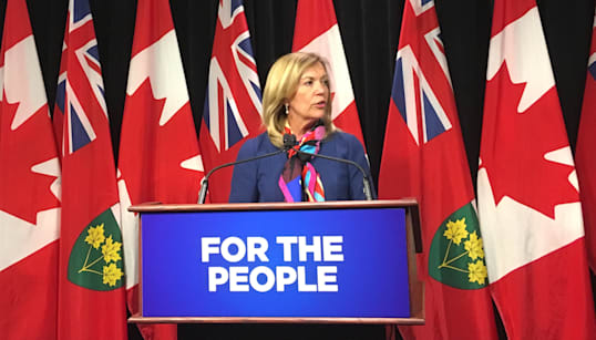 Ontario Will Fund Existing Overdose Prevention Sites, But No New