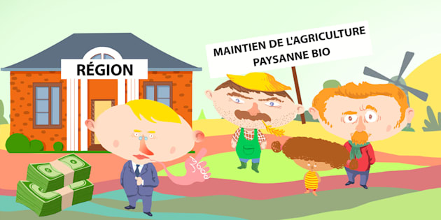 L'Île-de-France est-elle en train de lâcher les acteurs de l'agriculture bio?