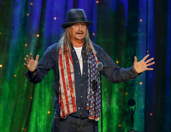 Kid Rock 4 points ahead in Michigan Senate race