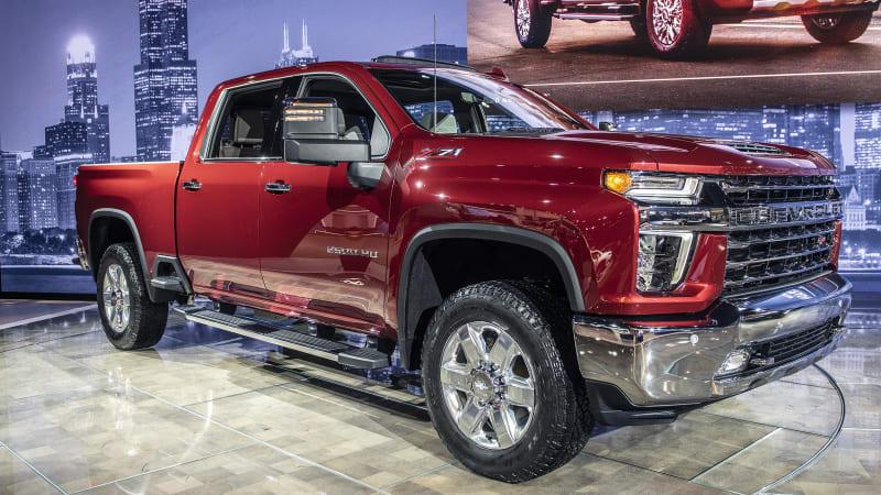 2020 Chevrolet Silverado Hd Revealed Ahead Of Chicago Auto Show