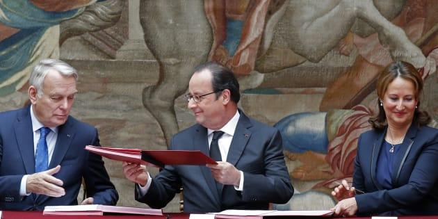 En attendant la réaction de François Hollande à la victoire de Donald Trump, Jean-Marc Ayrault et Ségolène Royal se sont inquiétés pour l'avenir de la Cop 21.