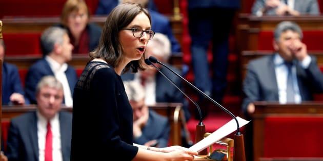 Suppression de l'ISF? cette députée LREM annonce une évaluation de la réforme fiscale (photo d'illustration prise à la tribune de l'Assemblée nationale)