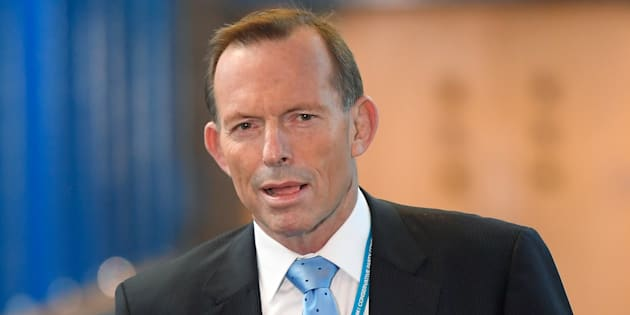 Tony Abbott likens climate change policy to 'goat sacrifice'