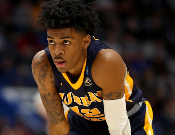 NBA prospect Ja Morant: 'My dad was my first hater'