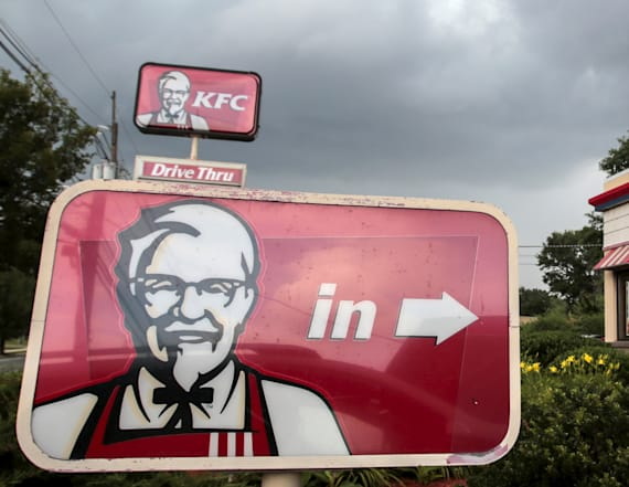KFC closes most UK stores due to chicken shortage