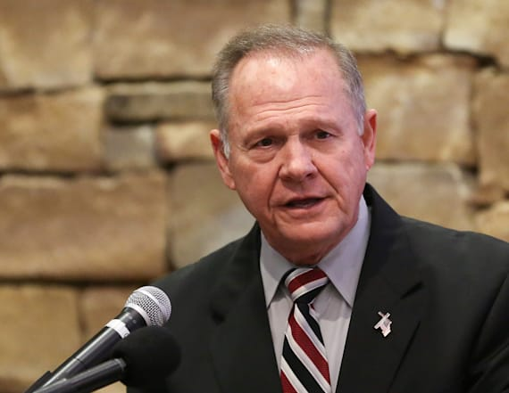 Young Republicans pushing back against Roy Moore