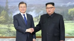 North And South Korean Leaders Get Together For Surprise 2nd