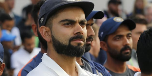 A file photo of Virat Kohli.