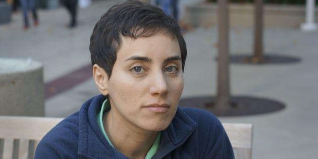 A matemática Maryam Mirzakhani morreu no último sábado (15).