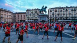 TrainUp arriva a Milano e trasforma la città in una palestra a cielo
