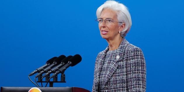 3 actions du FMI pour lutter contre le blanchiment de capitaux et le financement du terrorisme, par Christine Lagarde.