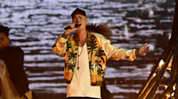 Fan Throws Bottle At Justin Bieber For Refusing To Sing