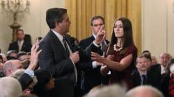 CNN demanda a Trump por cancelar las credenciales de prensa del periodista Jim