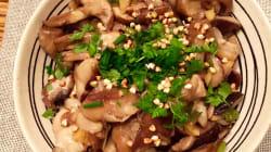 Vite fait, Bien fait: Shiitakes et champignons de Paris