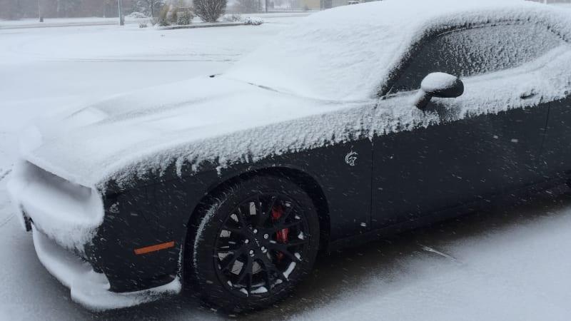 Daily driving a Dodge Challenger SRT Hellcat | Autoblog