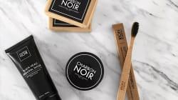 La folie pour les cosmétiques au charbon et la marque québécoise Charbon