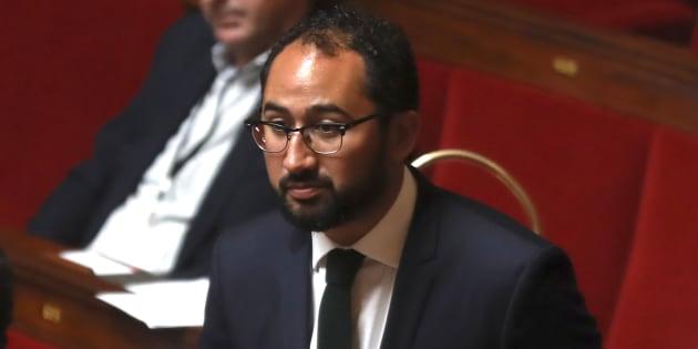 Guillaume Chiche, le député LREM frondeur sur la PMA rentre dans le rang