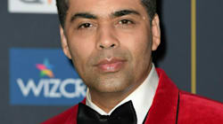 Karan Johar Shares First Picture Of His Twins, Roohi And