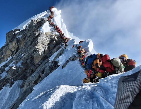 Three dead on Everest amid overcrowding concerns
