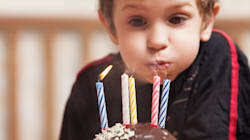 Blowing Out Birthday Candles Results In Loads Of Germs On Your