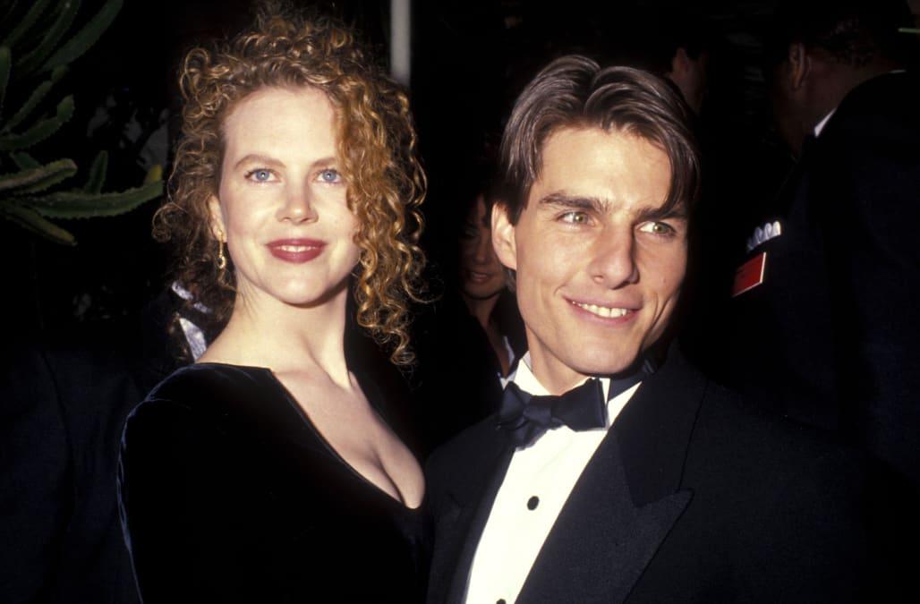 Nicole Kidman Wedding Pictures Photo 334021: Nicole Kidman Says Being Married To Tom Cruise Kept Her