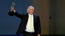 Henry Winkler Finally Wins An Emmy, And His Speech Is As Cool As 'The