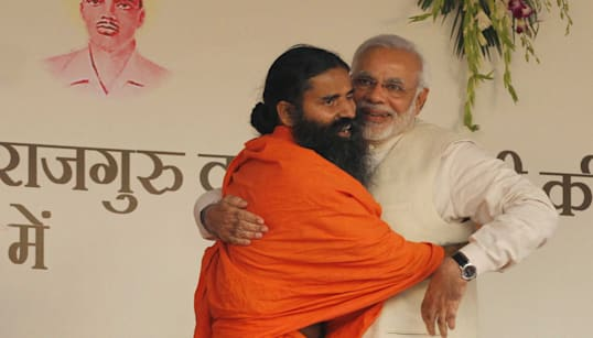 Baba Ramdev Says He Won't Campaign For BJP In The 2019 Lok Sabha
