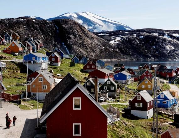 Danish PM: Trump's bid to buy Greenland is 'absurd'