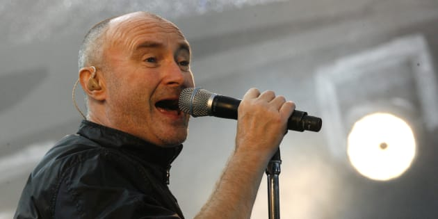 Phil Collins hospitalisé après une chute à son hôtel