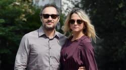 Claudio Santamaria e Francesca Barra si