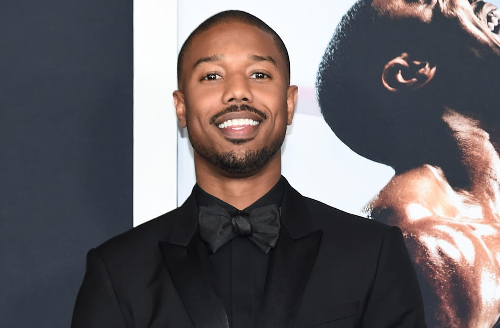 1d4250d24c800a Man of the Year Michael B. Jordan used to sneak into GQ s parties  (Exclusive)