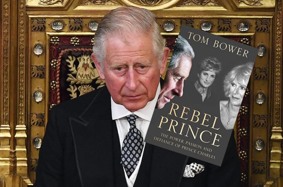 """Les 8 allégations explosives de """"Rebel Prince"""", un nouveau livre sur le Prince Charles"""