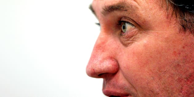 Barnaby Joyce is trying to argue his case to remain in Parliament at the High Court.