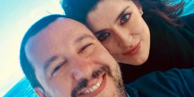 Elisa Isoardi e Matteo Salvini: ecco come sono stati beccati
