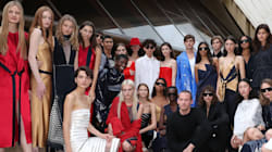 Dion Lee Kicks Off Fashion Week At The Opera