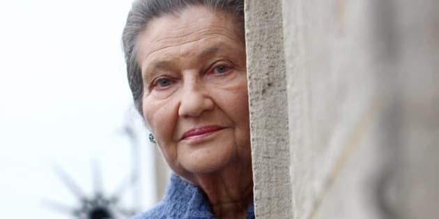 Simone Veil, photographiée ici le 26 octobre 2007, est décédée le 30 juin 2017 à l'âge de 89 ans.