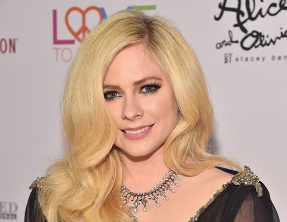 Where has Avril Lavigne been?