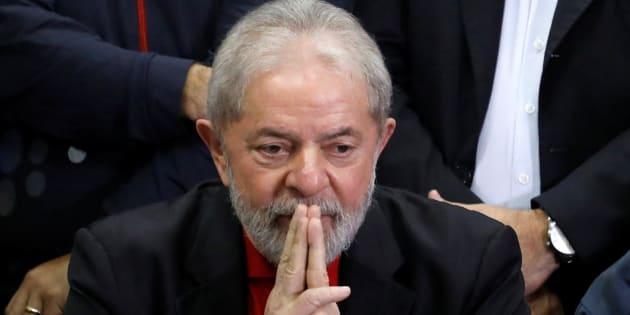 Lula está preso desde o dia 7 de abril na carceragem da Polícia Federal em Curitiba.