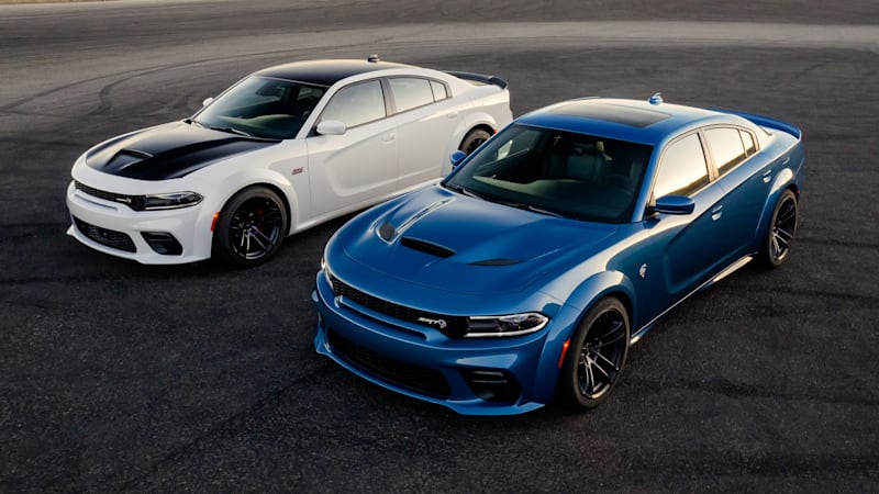 2020 Dodge Charger Widebody Models Get More Grip Go Faster