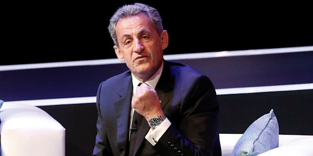Ex-French president Sarkozy denounces corruption charges as