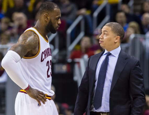 Report: Lakers GM meeting with Tyronn Lue on Friday