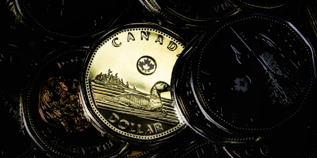 The loonie has become one of Canada's iconic symbols. The coin turns 30 on Friday. Photo: Brent Lewin/Bloomberg via Getty Images