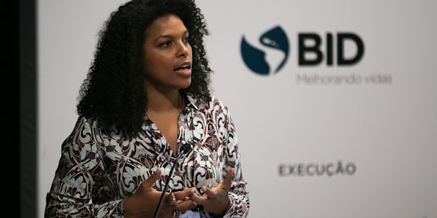 Luana Marques é especialista em Desenvolvimento Social da Divisão de Gênero e Diversidade do BID e lidera o Inova Capital, programa que está impulsionando negócios de afro-brasileiros.