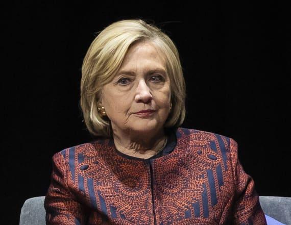Hillary Clinton slams Trump's 'sexist trash'