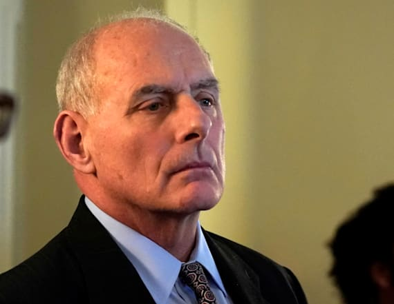 Kelly seeks to calm nerves amid WH staff turnover